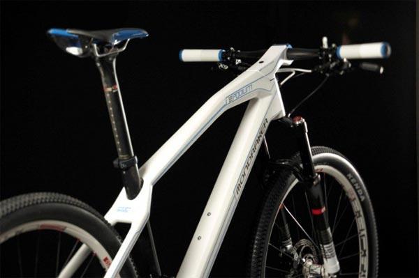 Mondraker Podium Carbon 2012: Primer contacto