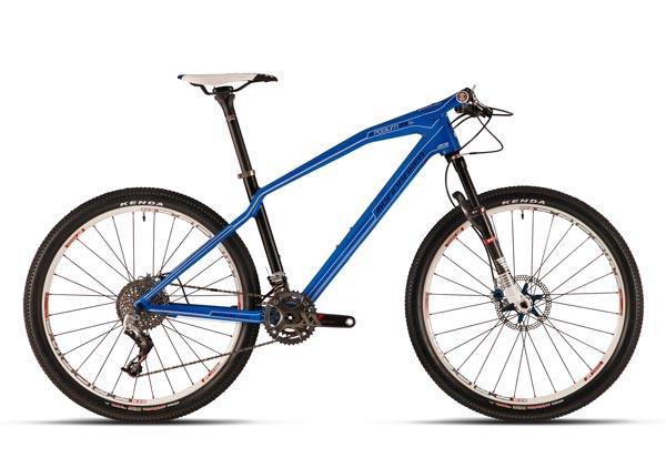 Mondraker Podium Carbon 2012. Una nueva referencia entre las bicicletas de XC
