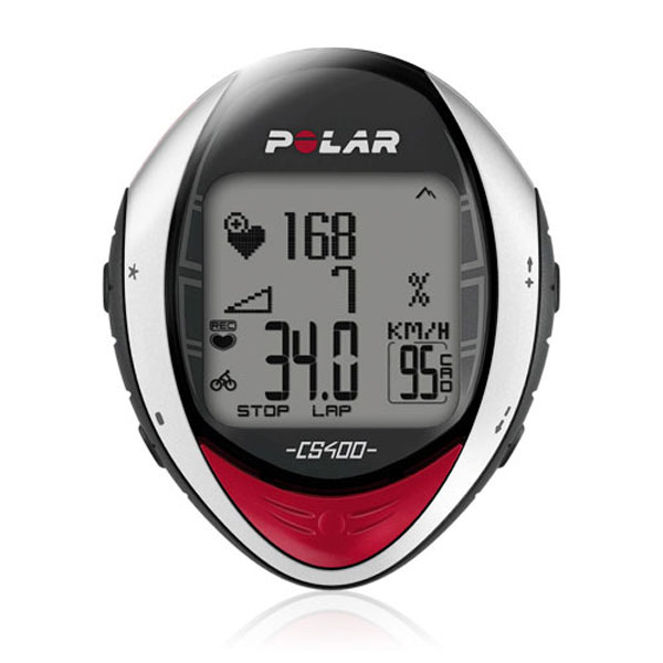 Ciclo-computadoras y pulsómetros Polar para Mountain Bike
