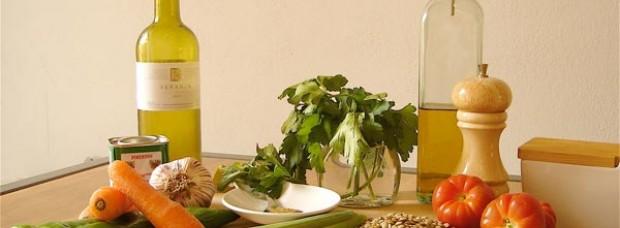 Nutrición: Alimentos antioxidantes ricos en polifenoles