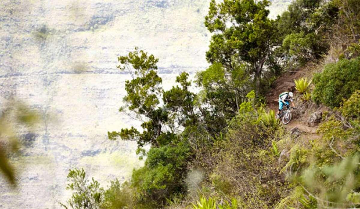 Probando la BMC Trailfox Carbon de 2012
