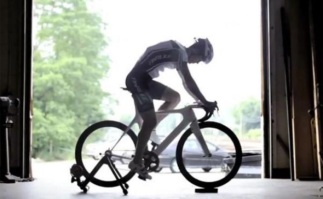 El futuro: La transmisión de la bicicleta controlada por nuestras ondas cerebrales