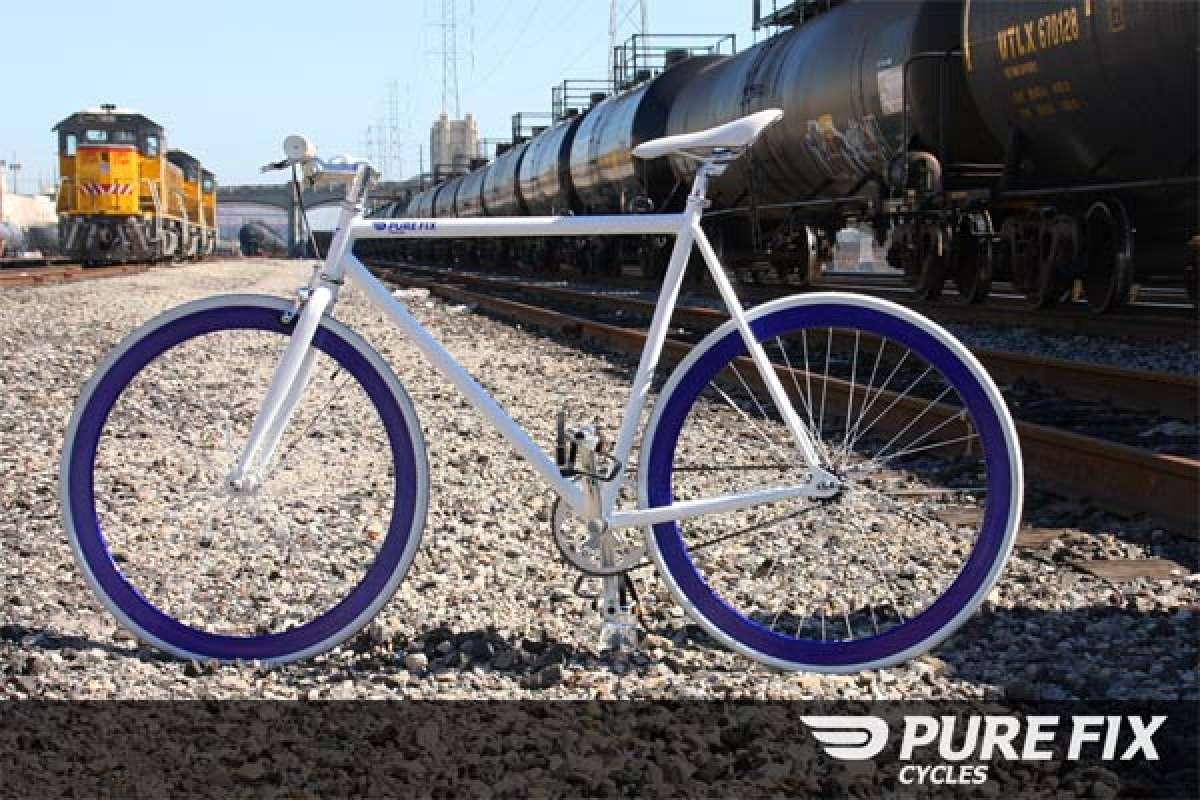 Pure Fix Cycles. Las bicicletas Fixies más originales, bonitas y económicas del momento