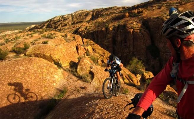 El índice de radiación solar en nuestras salidas en Mountain Bike
