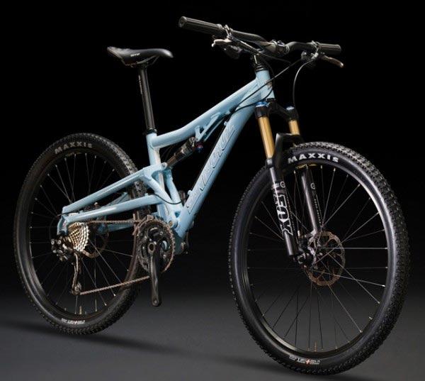 Santa Cruz salpica de nuevos colores toda la gama de Mountain Bike para 2012