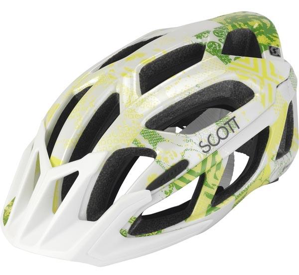 Cascos Scott de Mountain Bike para 2011. Protege tu cabeza con estilo americano