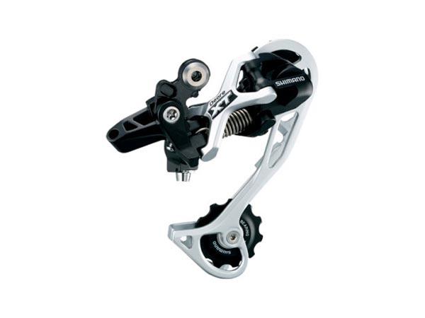 Cambio trasero Shimano. Toda la gama disponible en 2011