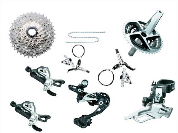 Shimano Dyna-Sys 2011. Las 10 velocidades de Shimano