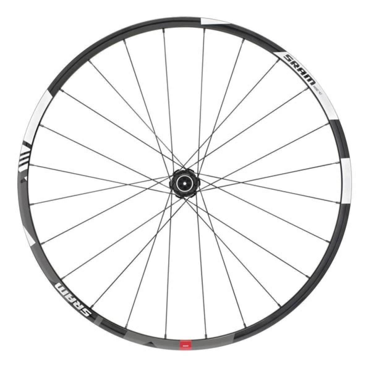 Nuevas ruedas Rise 40 y 60 de SRAM para Mountain Bike: Primer contacto