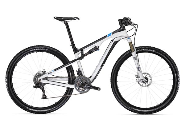 Trek Superfly de 2011. Las mejores bicicletas 29er de carbono del mundo