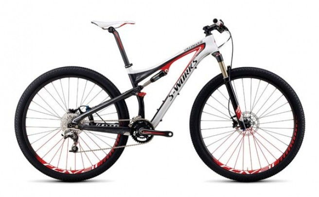 Specialized S-Works Epic 29er 2011. La doble más ligera del mundo
