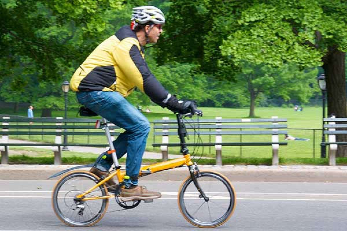 Cómo elegir la talla correcta de una bicicleta