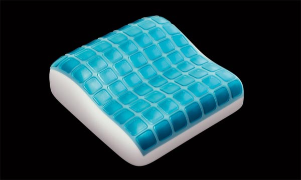 Technogel Sleeping. Las almohadas más avanzadas para deportistas