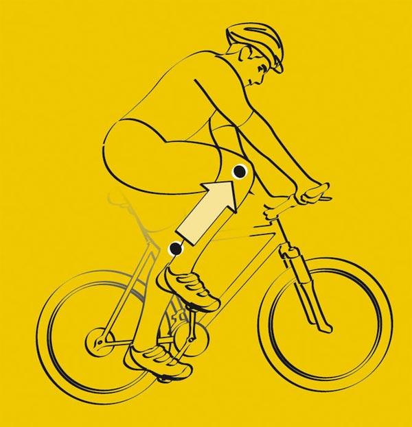 Mejora tu técnica de pedaleo en Mountain Bike
