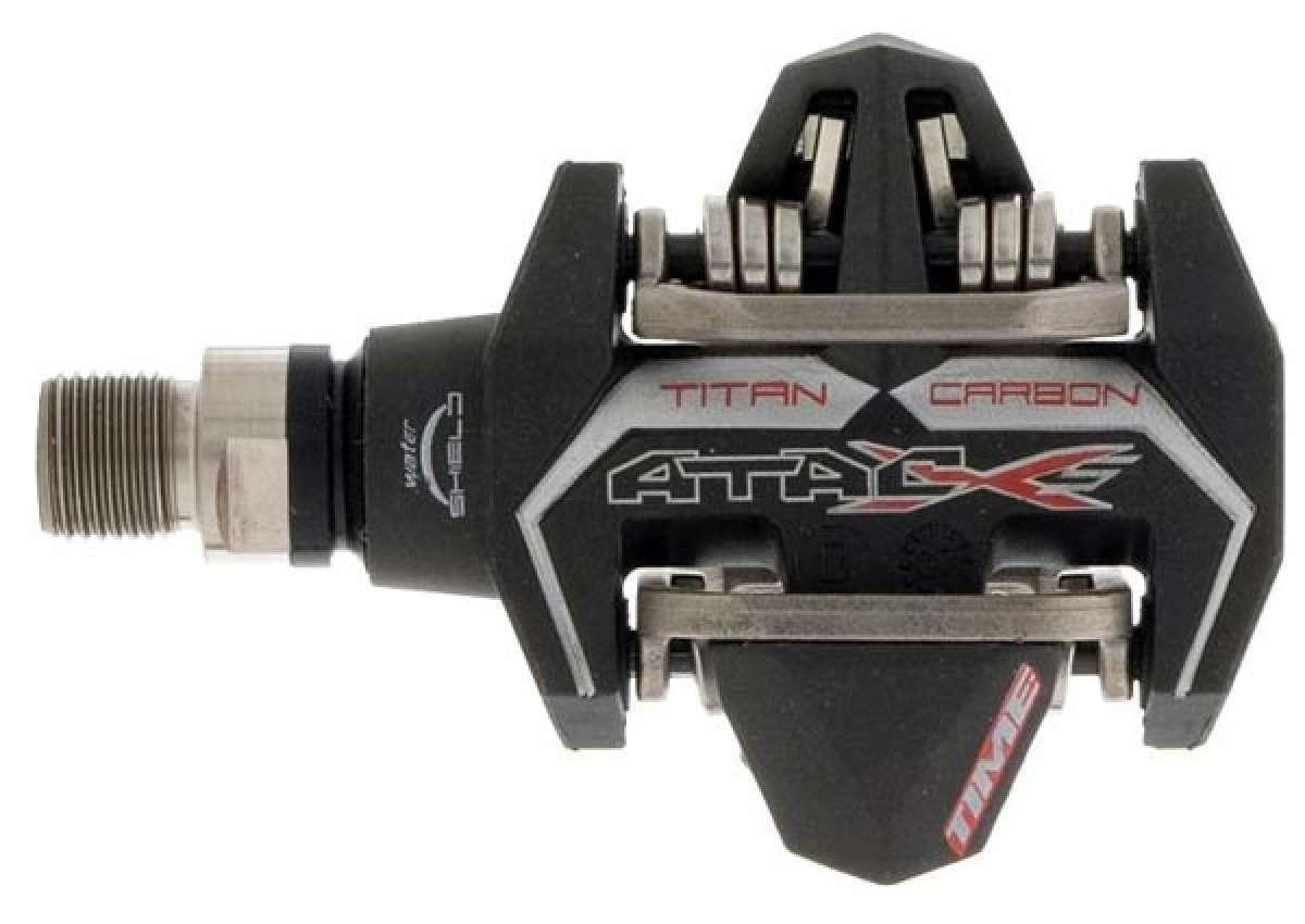 Time Atac XS. Pedales de competición para Mountain Bike