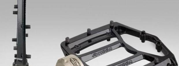 Tioga MT-ZERO. El pedal de plataforma cóncava más delgado del mundo