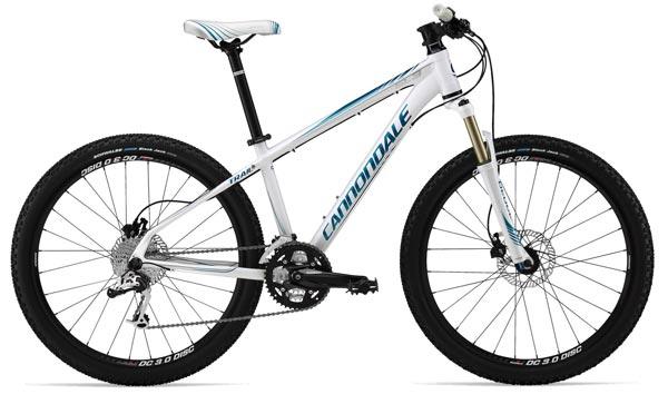 Gama Trail SL de Cannondale 2011. Exclusividad americana sobre ruedas