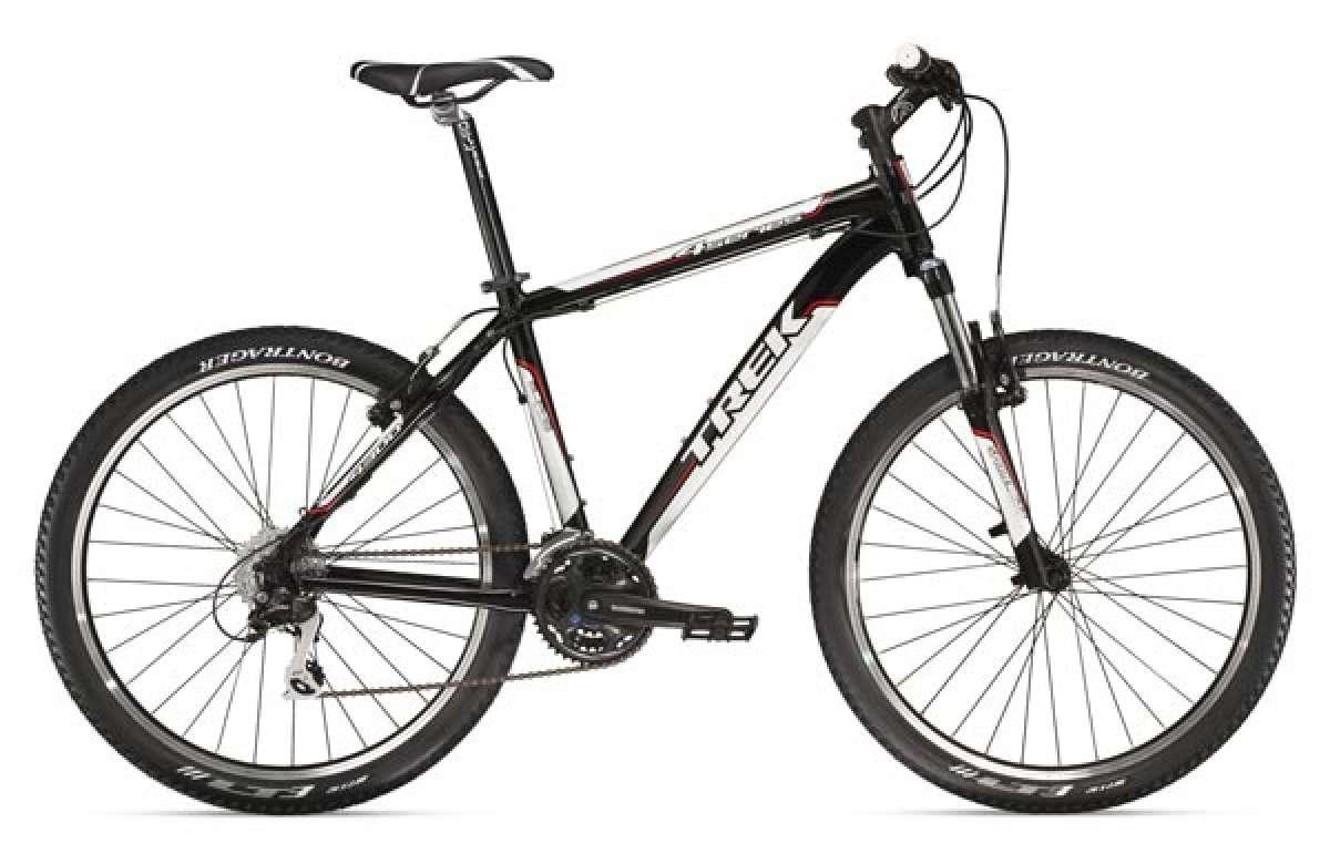 Serie 4 de Trek para 2011. Iníciate en el Mountain Bike