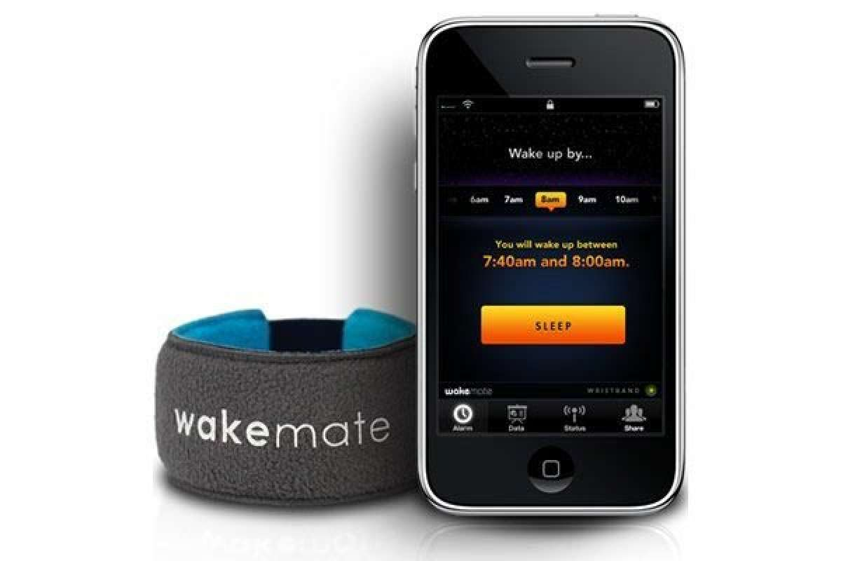Wakemate. Una aplicación para dormir que mejorará tu rendimiento