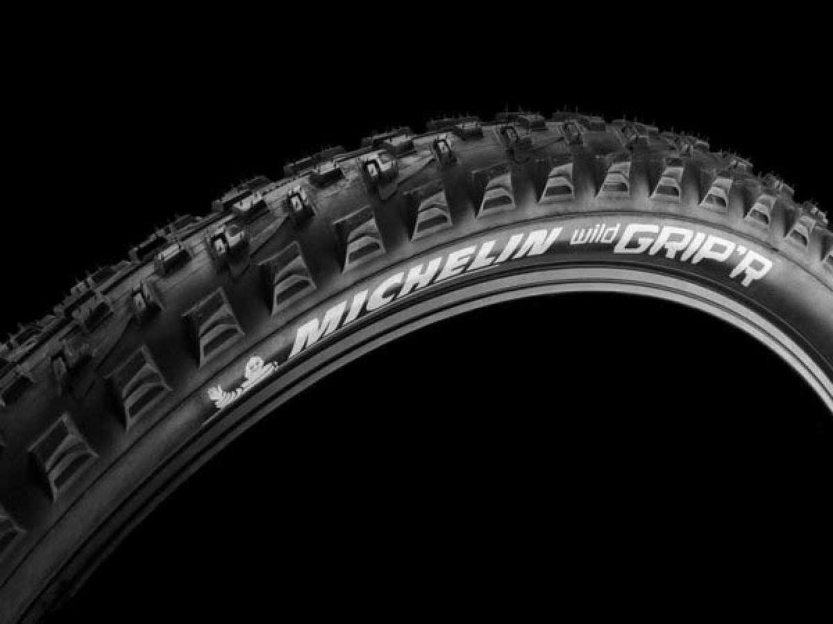 Nuevas cubiertas de Michelin para Mountain Bike: Wild Grip´R y Wild Race´R
