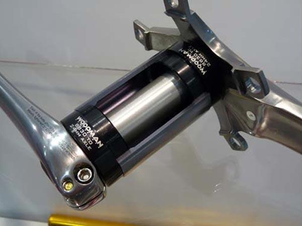 Novedades de Woodman para 2012: Tijas ultraligeras y económicas, manillares, nuevo adaptador BB30 y más