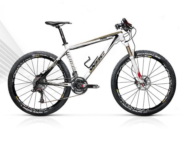 Gama WRC de Conor 2011. Bicicletas para los más exigentes