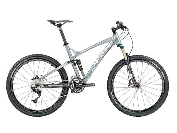 Lapierre X-Flow de 2012. La nueva reina en bicicletas de doble suspensión