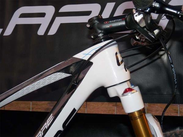 X-Race 29er, el nuevo cohete de carreras en fibra de carbono de Lapierre: Primer contacto