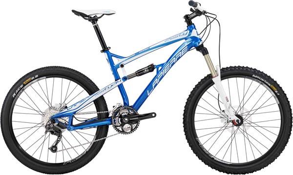 Lapierre Zesty 2011. Una bicicleta que sabe hacer de todo