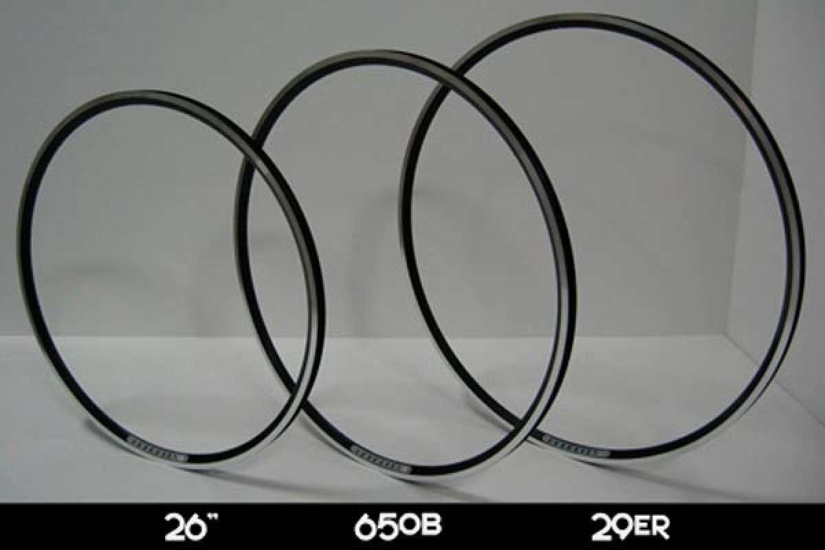 Ruedas 650B o de 27,5 pulgadas: Un nuevo estándar de rueda avistado en el horizonte