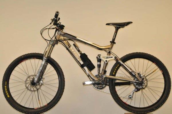 Adaptrac, un regulador de presión de ruedas para bicicletas Mountain ...