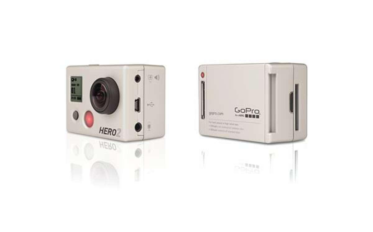 Nueva aplicación App para iOS y Android de GoPro para controlar remotamente nuestras cámaras HD HERO2