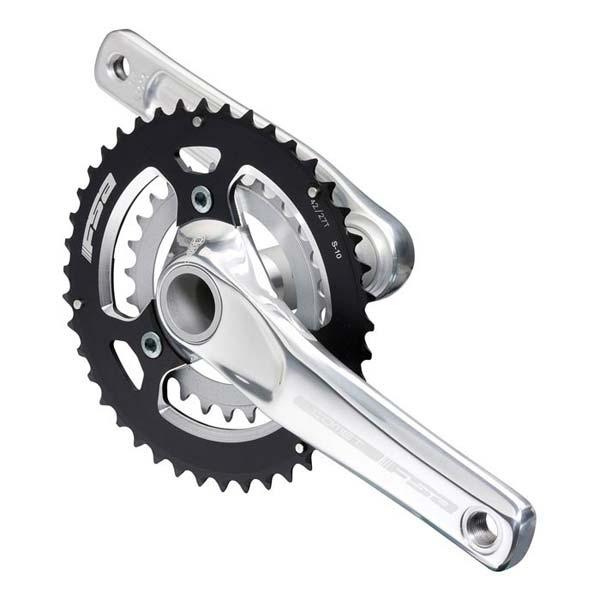 Los cinco mejores juegos de pedalier de 2012 para iniciarse en las 2x10 velocidades