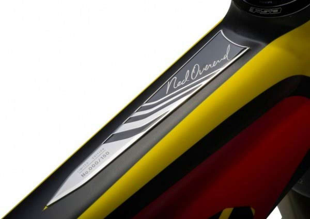 Nueva Specialized Carve Pro 'Ned Overend' en edición limitada a la vista
