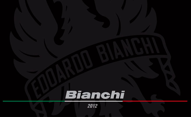 Catálogo de Bianchi 2012. Toda la gama de bicicletas Bianchi para 2012