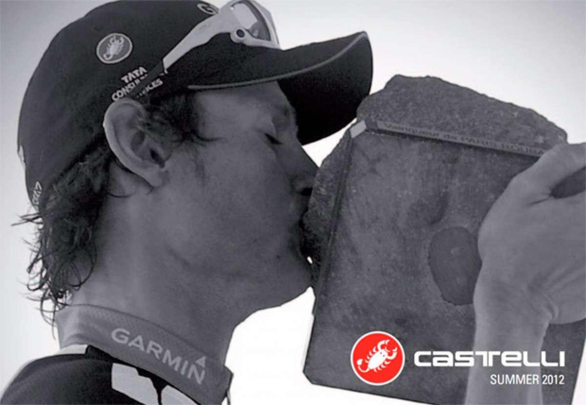 Catálogo de Castelli 2012. Todo el equipamiento de Castelli para 2012