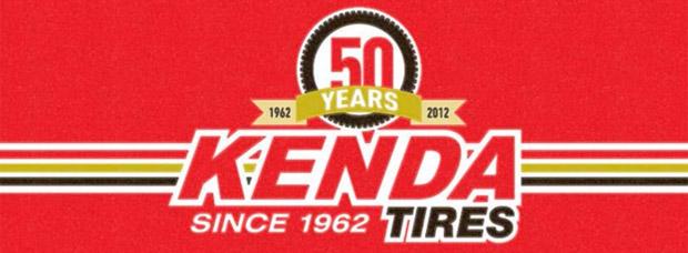 Catálogo de Kenda 2012. Toda la gama de neumáticos Kenda de 2012
