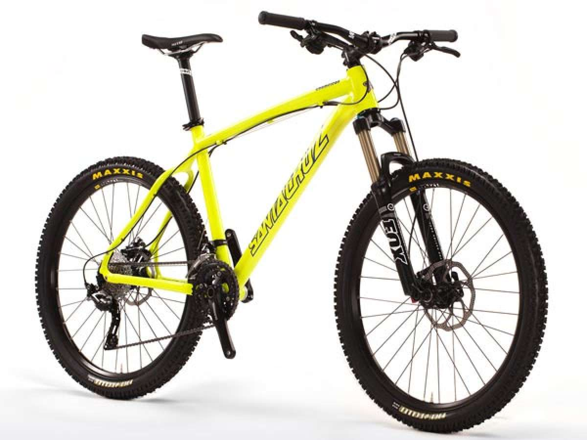 Nueva Santa Cruz Chameleon, posiblemente la bicicleta más versátil de todos los tiempos
