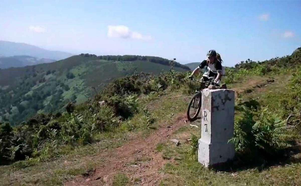 Una semana de aventura y mucho Mountain Bike en el País Vasco