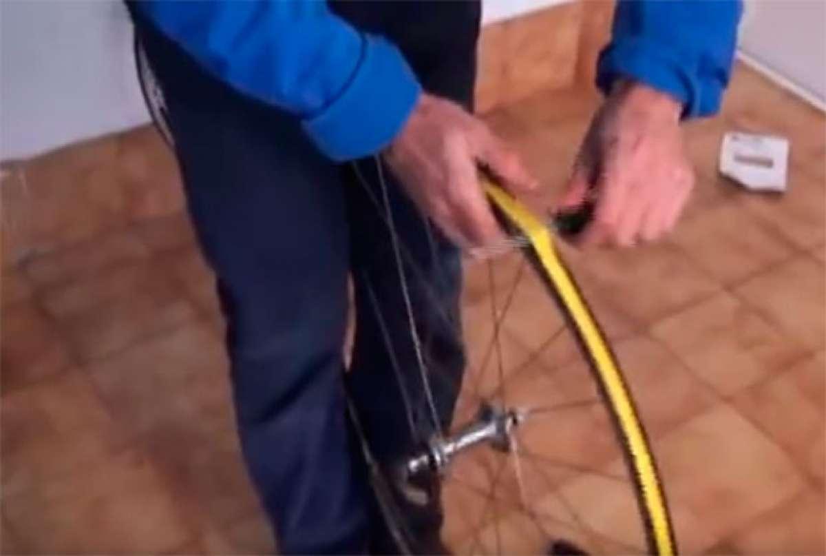 Cómo montar unas ruedas Tubeless caseras y no pinchar en 5.000 Km (o casi)
