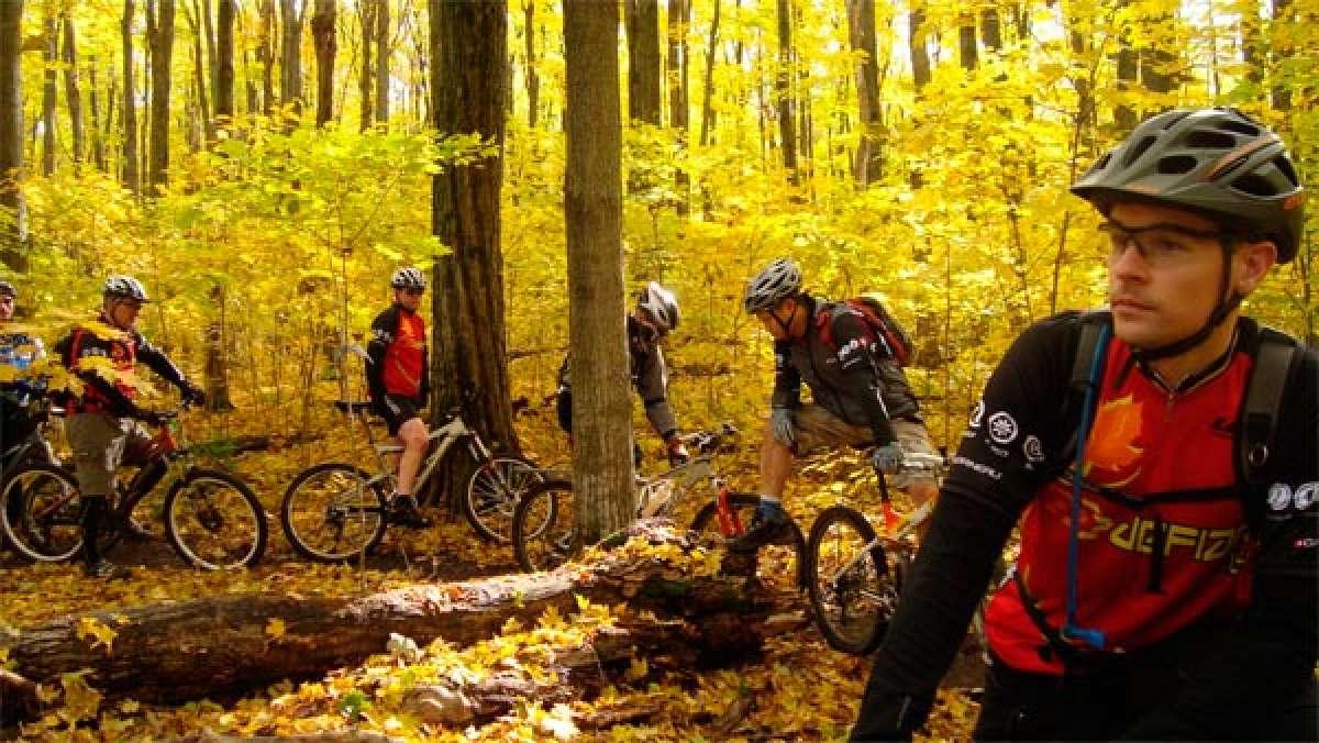 Siete normas básicas de comportamiento en el Mountain Bike con nuestros sufridos compañeros de ruta