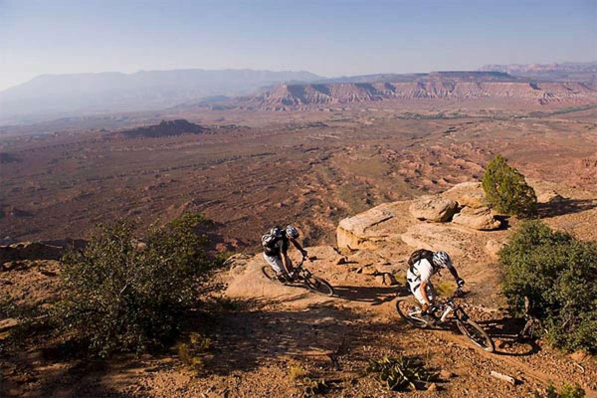Siete cosas que un ciclista de montaña nunca debería hacer en sus entrenamientos