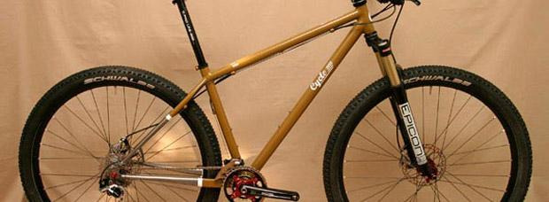 Cyclo Bicycles: cuadros artesanales de acero Made in Spain para bicicletas de carretera y montaña