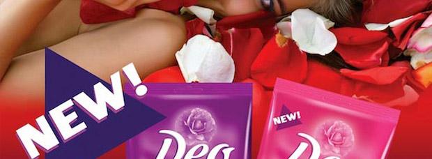 Deo Perfume Candy: Caramelos perfumados para que nuestro sudor huela a rosas