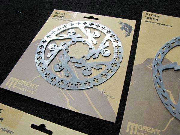 Moment Industries: Los discos de freno más exclusivos y originales para nuestra bicicleta de montaña