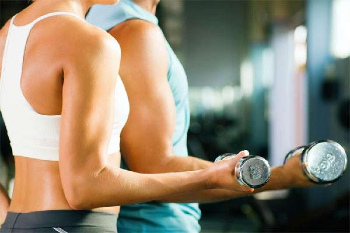 Entrenamiento: El mejor ejercicio para evitar la flacidez de nuestros brazos