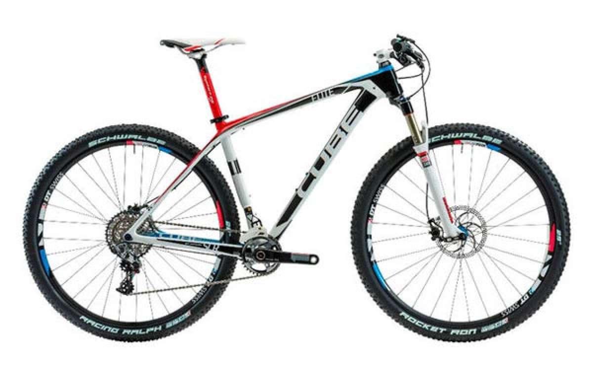 Cube Elite XX1 29: La bicicleta de competición más avanzada de Cube