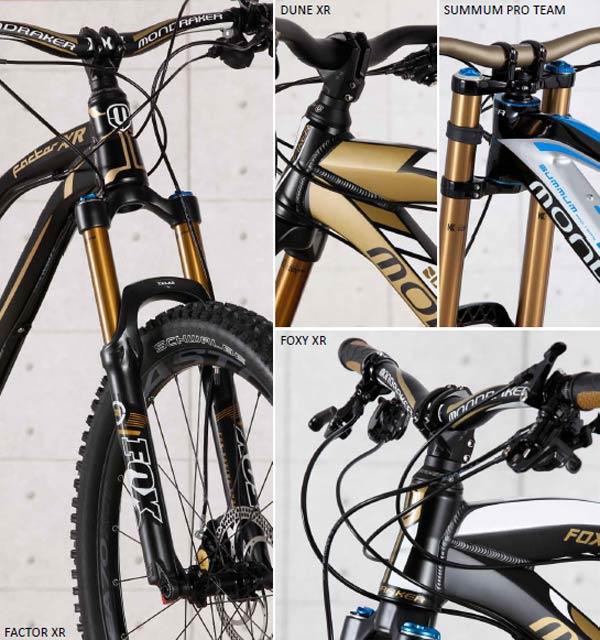 Mondraker Forward Geometry. El concepto de geometría evolucionada de las nuevas bicicletas de Mondraker