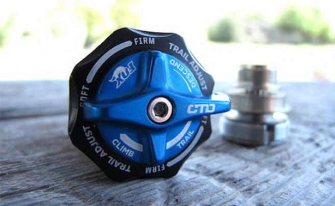 El nuevo sistema de pre-ajuste CTD para las suspensiones de Fox de 2013: Primer contacto