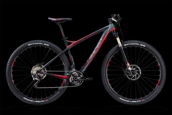 Ghost HTX Actinum 29 Series. Las 29ers más apetecibles de Ghost para 2012